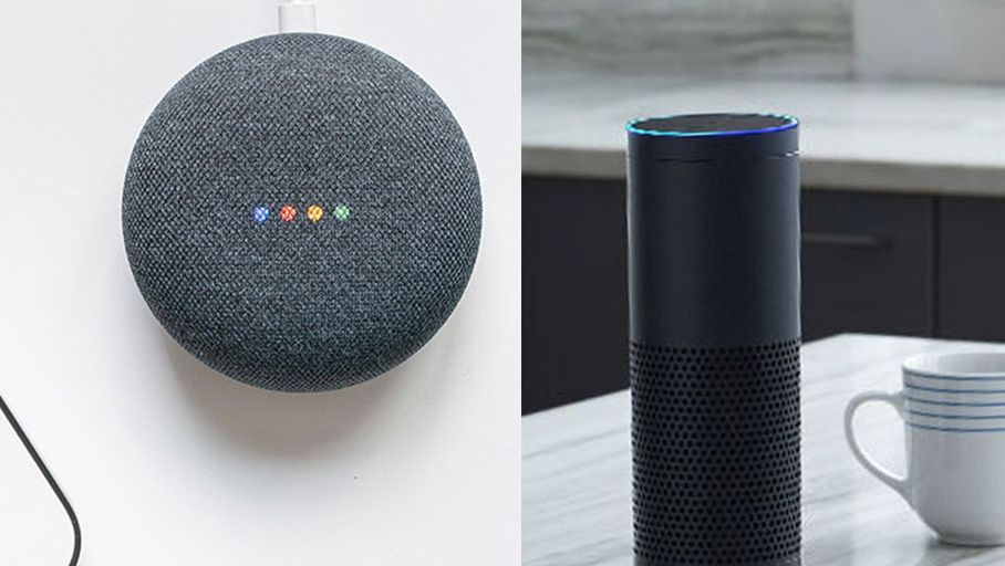 Amazon Alexa Et Google Assistant Proposent Une Nouvelle