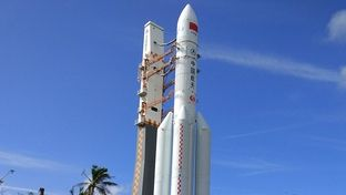 Conquête spatiale : la Chine accélère et lance plus de fusées que les États-Unis