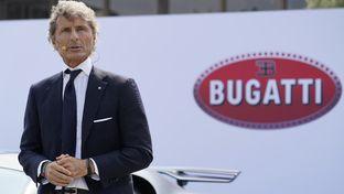 Bugatti est en discussion avec Volkswagen pour lancer une voiture électrique