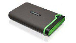 Transcend StoreJet 25M3 : un disque externe USB 3.0 antichoc
