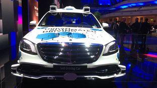 Daimler Mercedes et Bosch testent des robots-taxis aux États-Unis