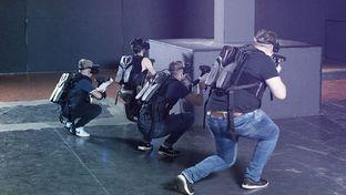 """Réalité virtuelle : Terragame ouvre la plus grande salle de jeu en """"hyper-réalité"""" de France"""