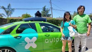 AutoX : cette start-up soutenue par Alibaba veut faire rouler des voitures autonomes sans chauffeur