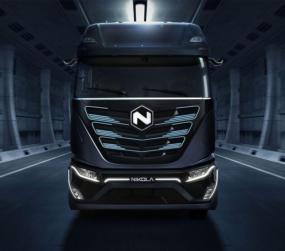 Actualité : Nikola Tre : le camion électrique européen signé Nikola Motors et Iveco