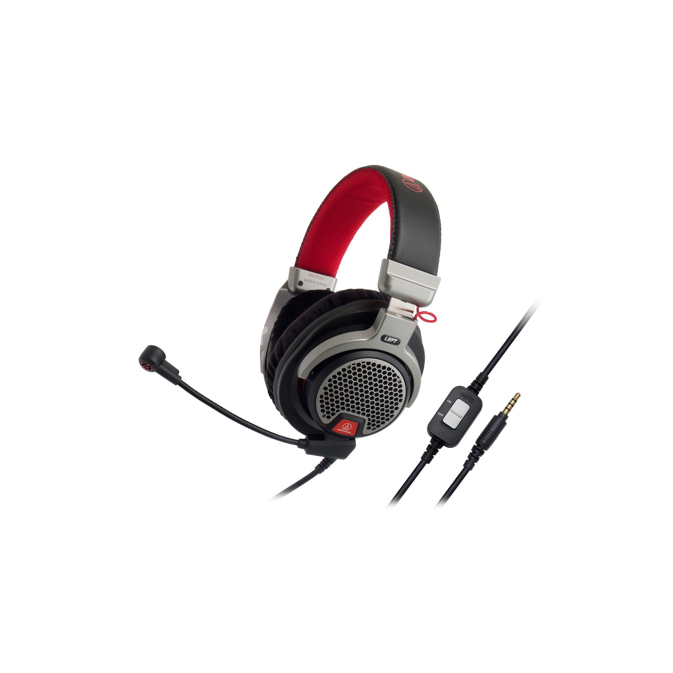 Actualité : Bon plan Noël 2019 – Le casque gaming Audio Technica ATH-PDG1 à 105 €