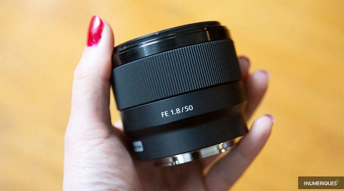 Actualité : Bon plan Noël 2019 – L'objectif Sony FE 50mm f/1,8 à 149 €