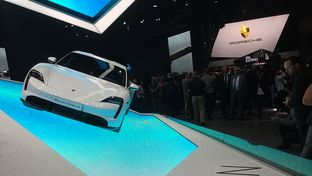 Porsche Taycan Turbo : une autonomie moindre selon le cycle américain EPA