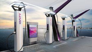 Ionity facture désormais la recharge des voitures électriques par kWh d'électricité