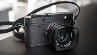 Leica M10 Monochrom : 40 mégapixels pour les amoureux du noir & blanc