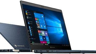 Le Portégé X30L-G de Dynabook, un PC de 13 pouces qui ne pèse que 870 grammes