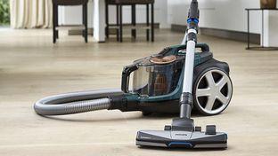 Bon plan – L'aspirateur-traîneau sans sac Philips PowerPro Expert à 130 €