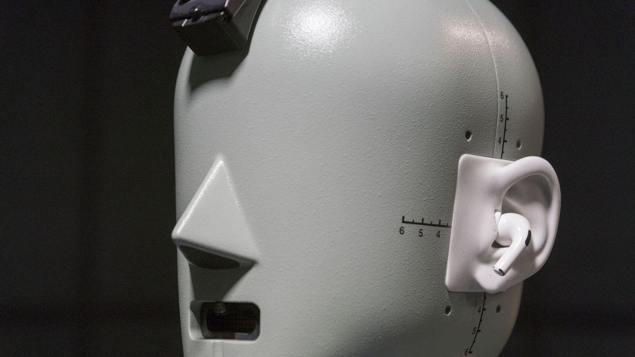 Labo – Apple AirPods Pro : la réduction de bruit a t elle