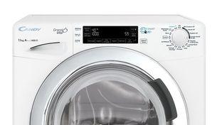 Candy GVF 1413LWHC7 : un lave-linge à grande capacité et encombrement contenu