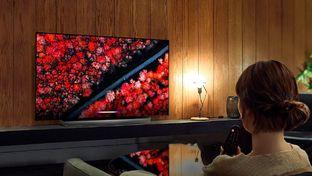 Bon plan – Le téléviseur LG 55C9 à 1250 €