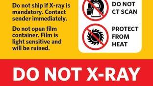 Avertissement de Kodak : les films seront endommagés lors du passage aux aéroports américains