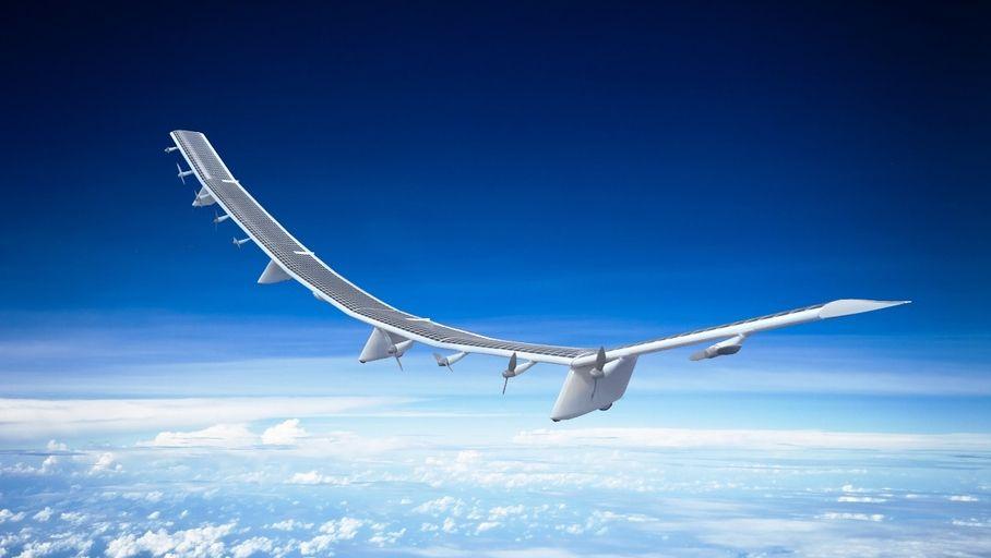 Loon : la technologie de Google s'invite dans un drone solaire de SoftBank