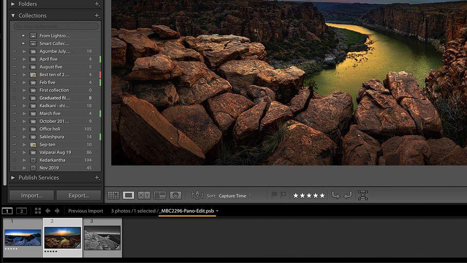 Mise à jour d'Adobe Lightroom : flux de travail amélioré et compatibilité avec les eGPU sous macOS