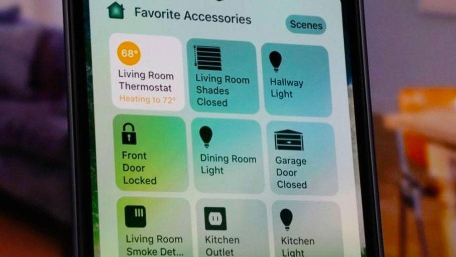"""Apple dépose un nouveau brevet pour une """"vraie"""" maison connectée"""