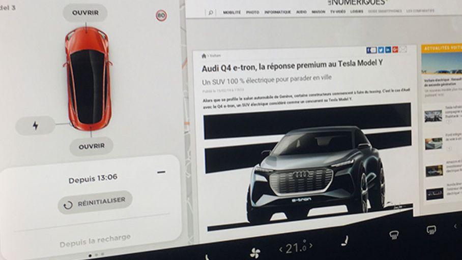 Tesla veut imposer ses mises à jour à distance aux propriétaires récalcitrants