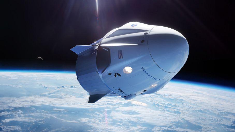 Tourisme spatial : SpaceX prévoit de faire voler quatre clients autour de la Terre