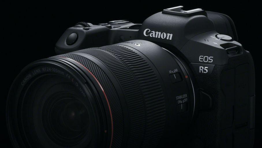 Canon hybride EOS R5 : de la 8K... et une surprise ! thumbnail