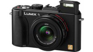 Panasonic LX5 : nouveau compact expert