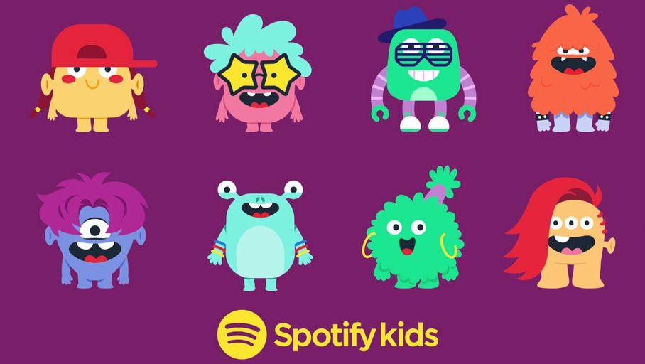Actualité : Assommé par le confinement, Spotify lance Spotify Kids, une app pour les petits