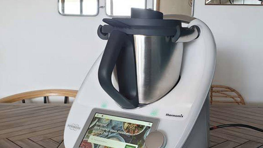 Le Robot Cuiseur Thermomix Est Disponible A La Vente En Ligne