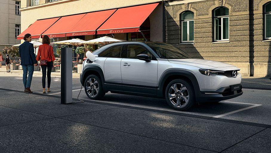 MX-30 : Mazda lance la production de son premier véhicule électrique