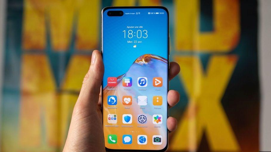 Ventes de smartphones : Apple résiste et Huawei décroche au premier trimestre