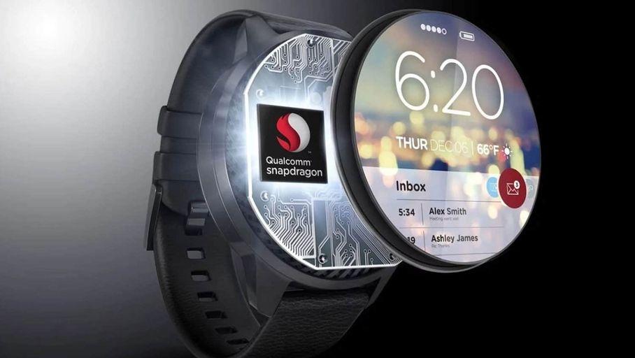 Avec le Snapdragon Wear 4100, Qualcomm accélère sa solution pour les montres connectées