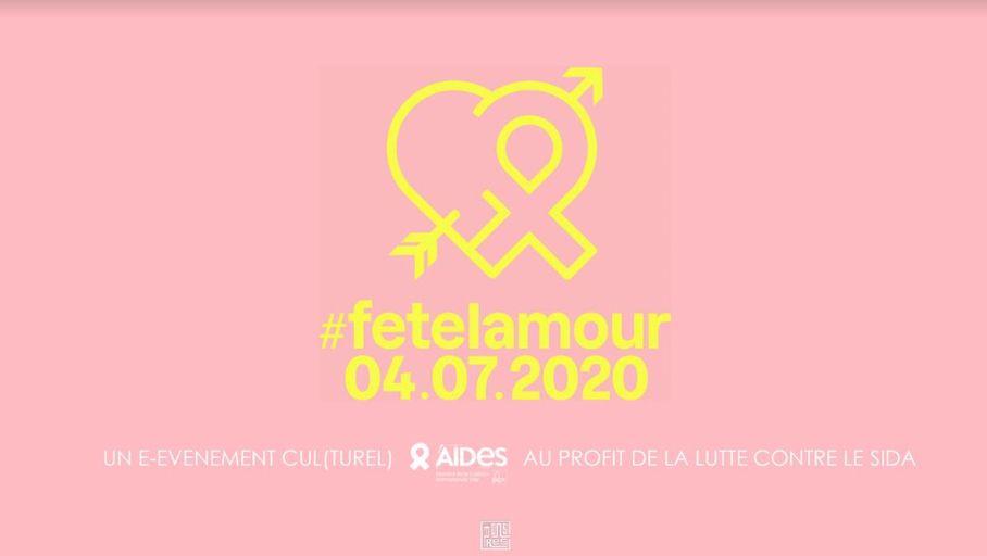 #fetelamour : Les Numériques & Unify se mobilisent pour la journée d'appel aux dons d'AIDES