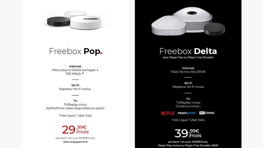 Freebox Pop Ces détails qui font la différence Actualité