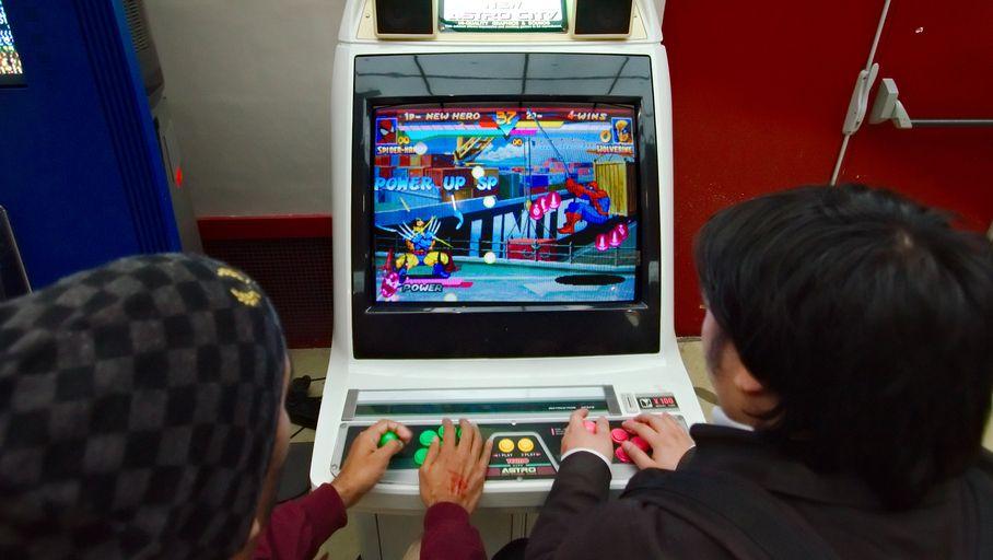 Sega prépare une version mini de sa borne d'arcade Astro City