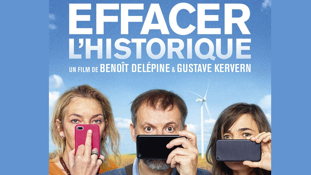 """Effacer l'historique"""", le film de Delépine et Kervern qui s'en prend aux  Gafam - Les Numériques"""