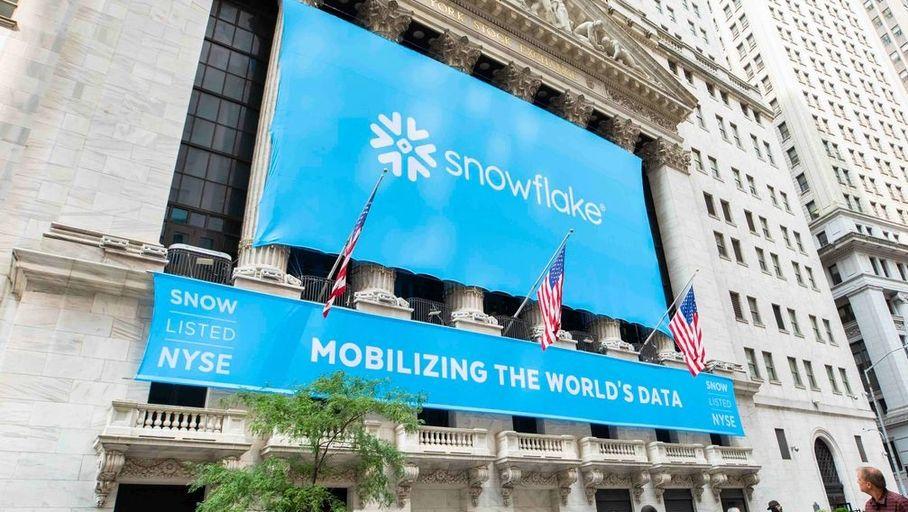 Snowflake, société fondée par deux ingénieurs français, épate Wall Street