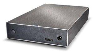 LaCie Minimus USB 3.0 : capacité et rapidité maximus !