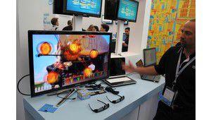 IDF 2010 : Sandy tout en volume avec le Blu-Ray 3D et le HDMI 1.4