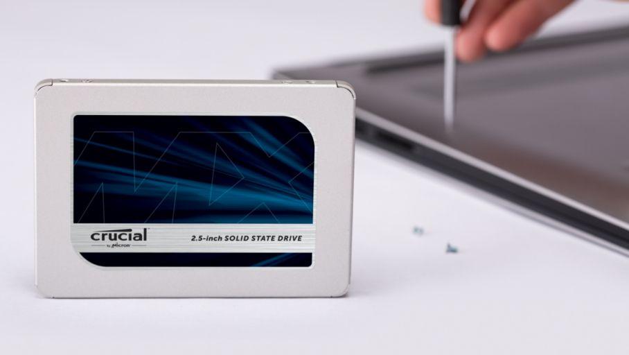 Bon plan Noël – Les SSD internes Crucial MX500 profitent d'une forte baisse de prix