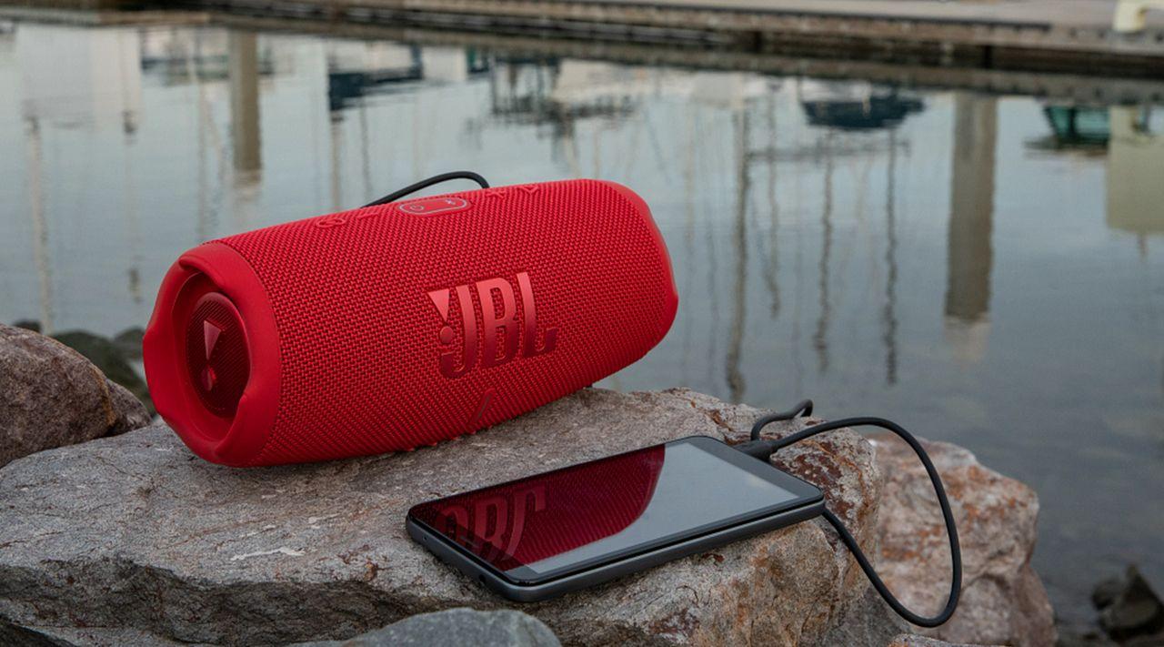 JBL Charge 5 – Enceinte portable Bluetooth - Test & Avis