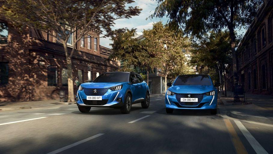 Peugeot 208 et 2008 : une nouvelle génération uniquement électrique ?