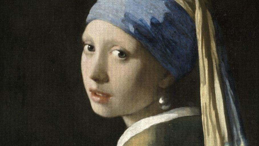10 milliards de pixels pour cette photo impressionnante de la peinture La Jeune Fille à la perle de Vermeer
