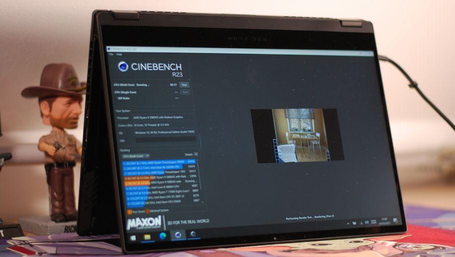Labo – Nos premiers essais de l'AMD Ryzen 9 5980HS : un processeur bien plus rapide que les Core i7 et R... - Les Numériques