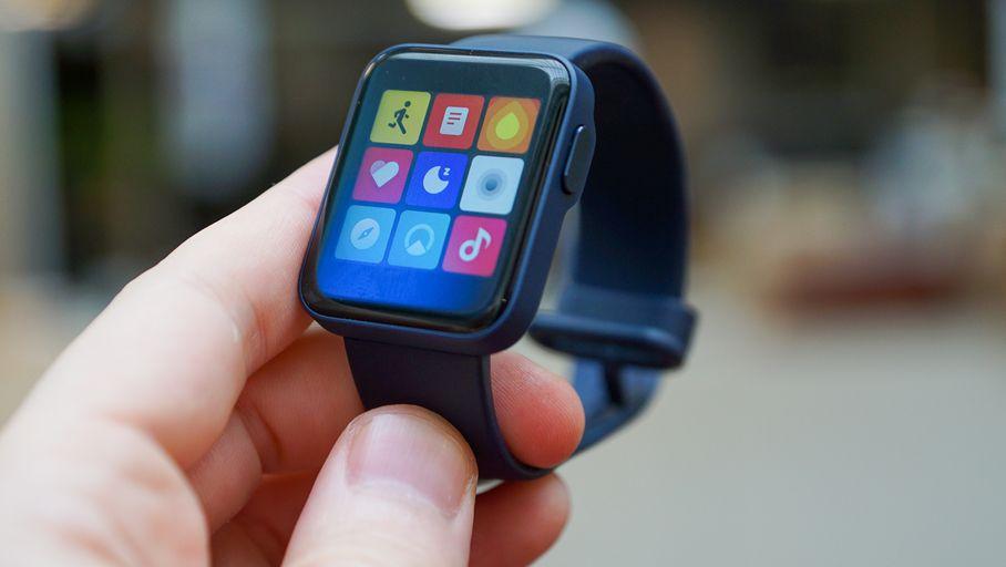 Belle entrée de la Mi Watch Lite de Xiaomi dans notre guide d'achat des montres connectées - Les Numériques