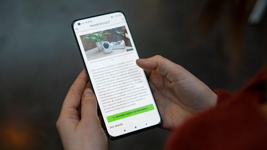 Labo – Xiaomi Mi 11 : un Snapdragon 888 pas encore convaincant - Les Numériques