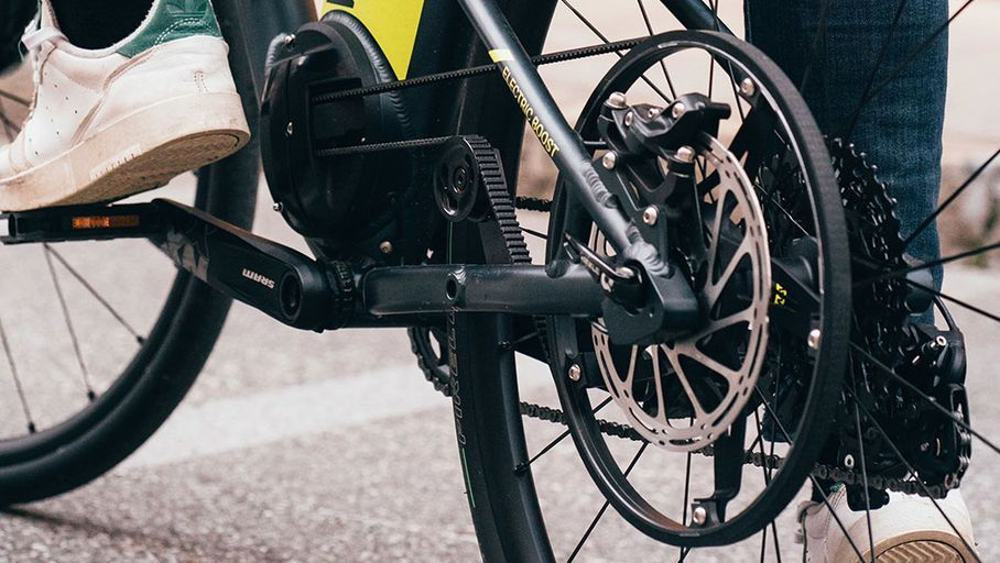 Vélos WhaTT : une transmission électrique indépendante et articulée autour du boost - Les Numériques