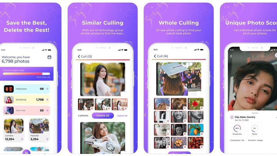 Photo Culling : Canon veut trier pour vous les photos de votre smartphone - Les Numériques
