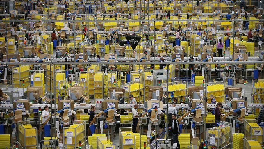 E-commerce BtoB : Amazon renforce son positionnement face à la menace Shopify - Les Numériques