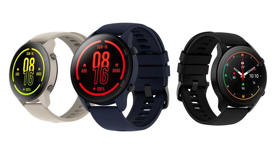 Xiaomi lance sa Mi Watch en France à 150 € - Les Numériques
