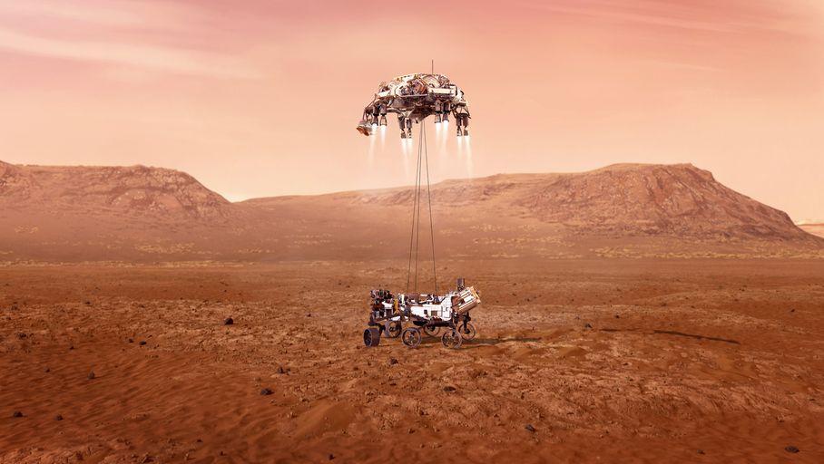 Mission habitée vers Mars : la propulsion nucléaire comme seul espoir ? - Les Numériques